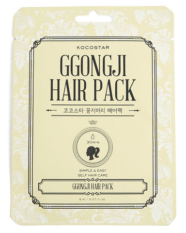 Ggongji Hair Pack 1ш