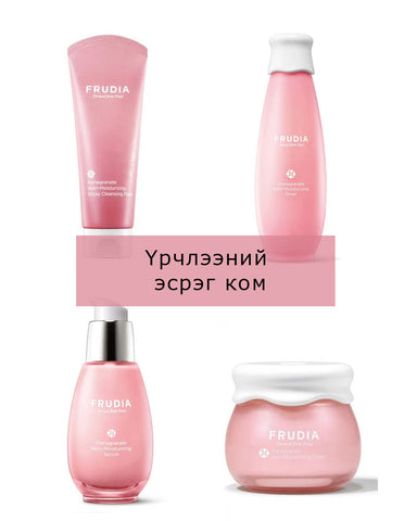 Pomegranate Nutri-Moisturizing Set