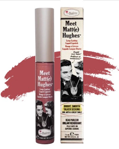 Meet Matt(e) Hughes® Long Lasting Liquid Lipstick - 12 өнгө