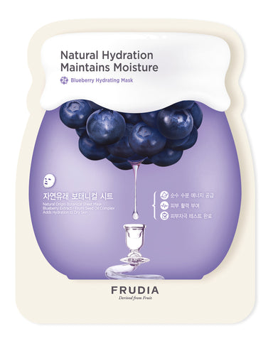 Blueberry Hydrating Sheet Mask 1ш