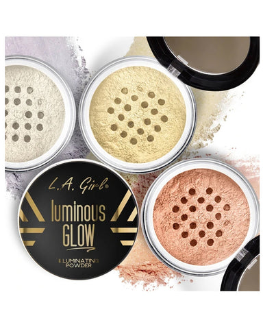 Luminous Glow Illuminating Powder - 2 сонголттой