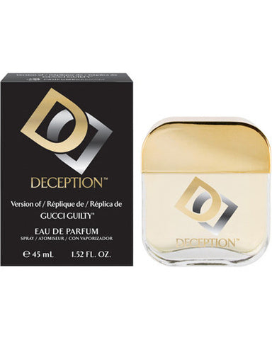 Deception, Our Version of Gucci Guilty*, Eau de Parfum Spray