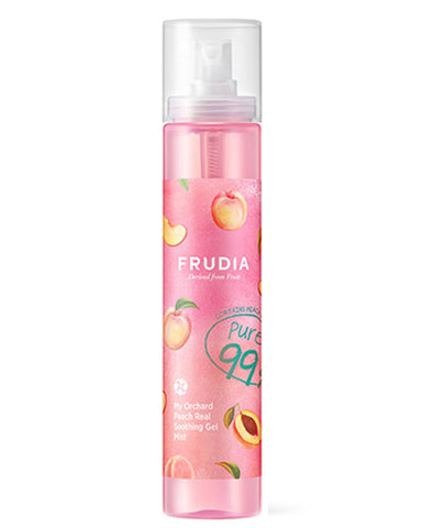 My Orchard Peach Soothing Gel Mist 125ml