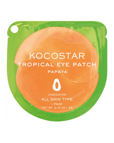 Tropical Eye Patch Papaya 1ш