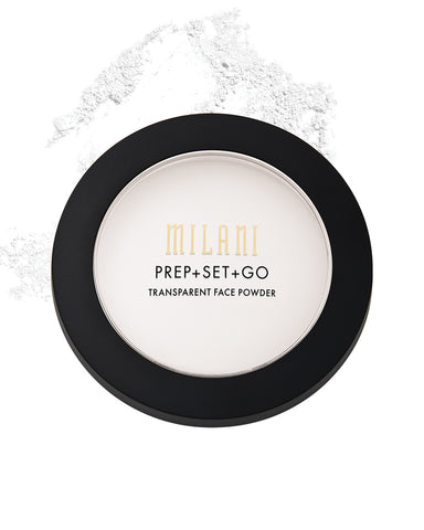 Prep+Set+Go Transparent Face Powder