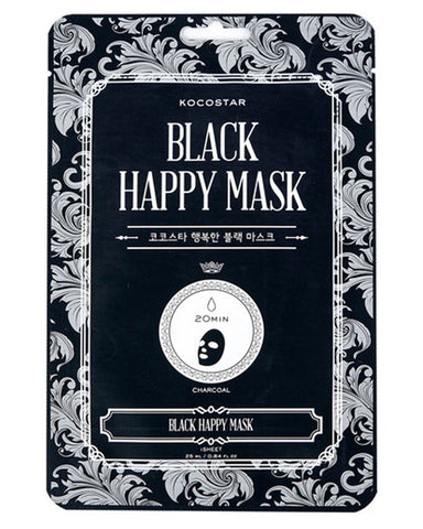 Black Happy Mask 1ш