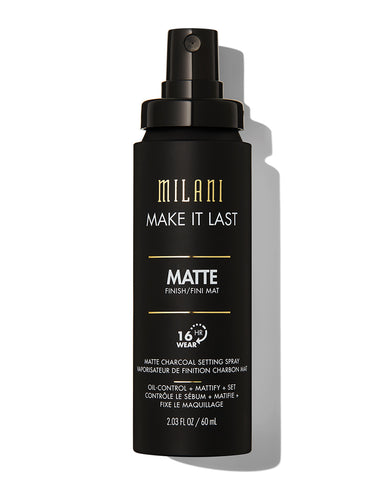 Make It Last Matte Charcoal Spray 60ml