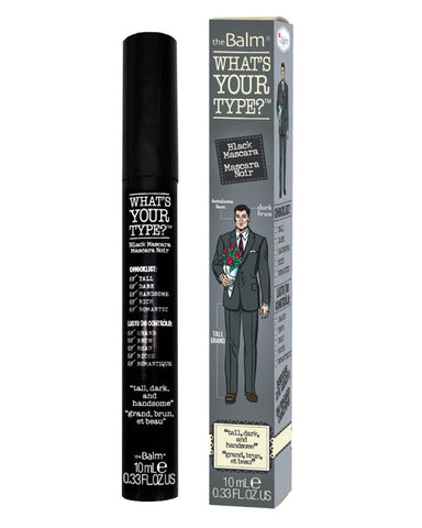 "Whats Your Type Mascara® ""Tall, Dark and Handsome"""