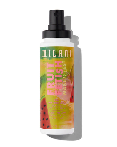 Fruit Fetish Setting Spray 60ml - Kiwi, Watermelon