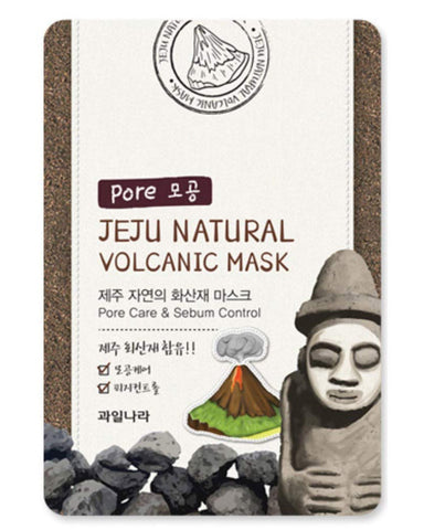 Jeju Natural Mask - Volcanic