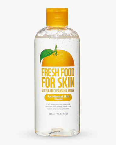 Freshfood Micellar Cleansing Water - Orange