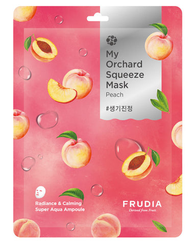My Orchard Squeeze Peach Calming Mask 1ш