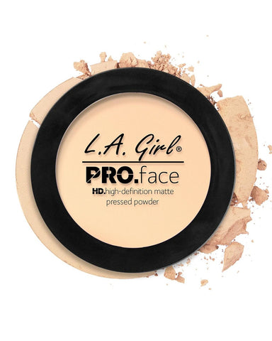 Pro Face Matte Pressed Powder - 3 сонголттой