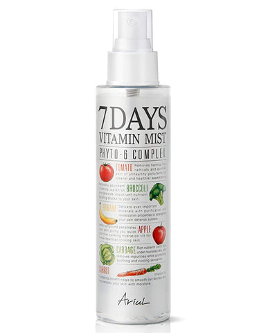 7 Days Vitamin Mist 150ml