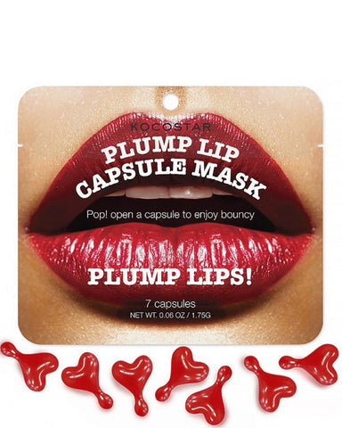 Plump Lip Capsule Mask 7ш