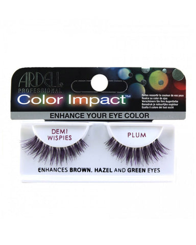 Ardell Color Impact - Demi Wispies Plum