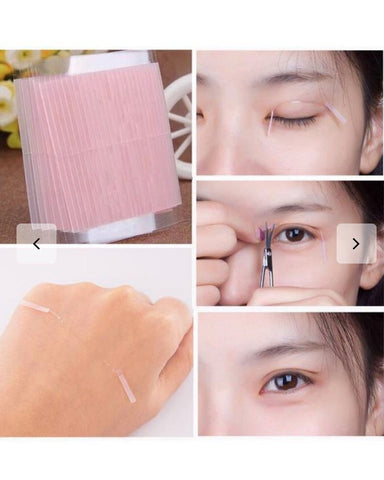 Double Sided Eyelid Tapes 150pcs