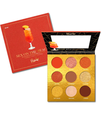 Cocktail Party 9 Color Eyeshadow Palette - Sex on The Beach