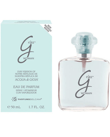G Eau Woman, Our Version of Acqua di Gioia