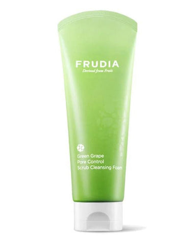 Green Grape Pore Control Scrub Cleansing Foam 145мл