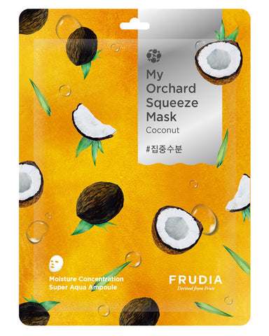 My Orchard Squeeze Coconut Hydrating Mask 1ш