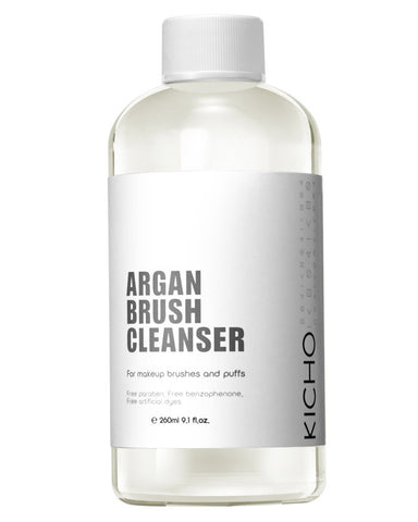 Kicho Argan Brush Cleanser 260ml