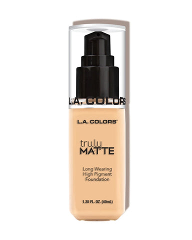 Truly Matte Foundation - 7 сонголттой