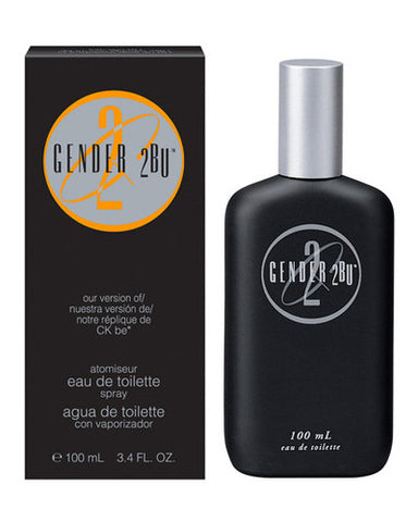 Gender 2BU, Our Version of CK be* Eau de Toilette Spray