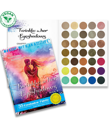 Twinkle in her Eyeshadows - Book 1