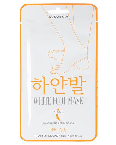 White Foot Mask 1 хос