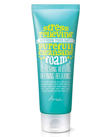 Stress Relieving Purefull Cleansing Foam 150ml