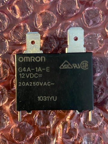 Martin 05000006 IC RELAY 12VDC 20A 250VAC SINGLE Omron G4A-1A-E SHER
