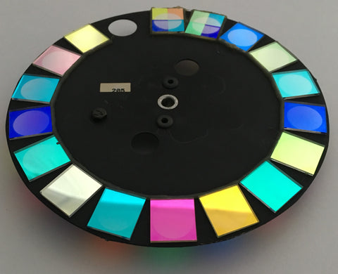 Martin MX-4 Colour Wheel 62326031