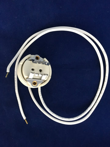 Martin 05221213 - Socket halogen lamp GY9,5 Base MAC