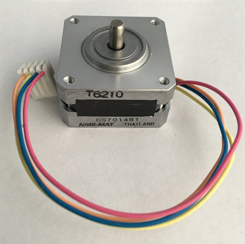 Martin Stepper Motor 39x39x20mm, 12mm shaft NMB-MAT THAILAND 05701451 / 62205205