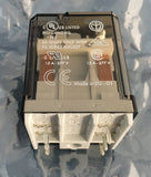 Martin 05000008 MAC 2000 Relay SHER LERR Finder 62.22.9.012.4300 16A 250V AC 12V DC