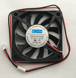 Chauvet Rogue R1 Spot Base Fan DC 12V 0.13A DFL6010B Dongguan Xingdong Electronics PTH020060101