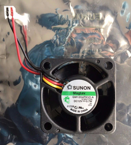 MARTIN MAC 550 FAN 12v 90degr W.plug 35mm Sunon GM1204PKV2 B1909.F.PGN 62222058