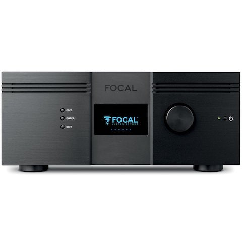 Focal Astral 16 Audio Video Processor and Amplifier