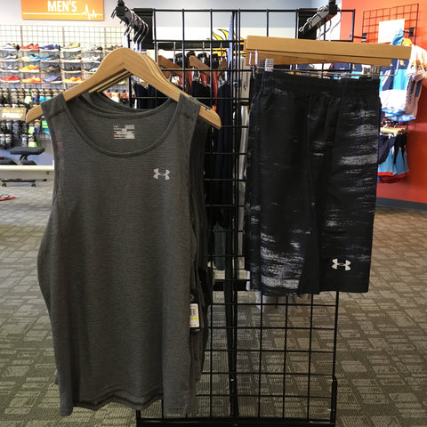 60801eed5fdca ... Armour at St. Pete Running Company. This is a brand that is not only  comfortable but affordable. We will be carrying apparel items for men and  women.