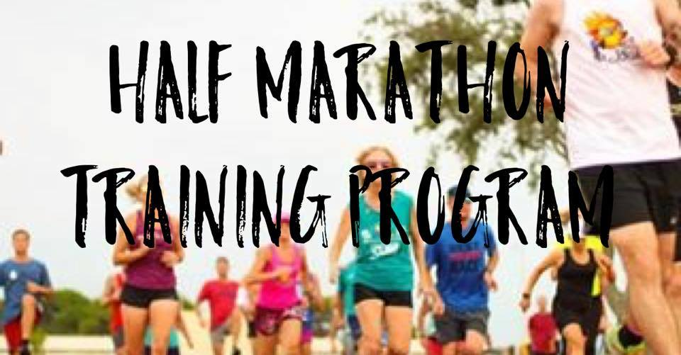 Half Marathon Training Program, Fall 2019
