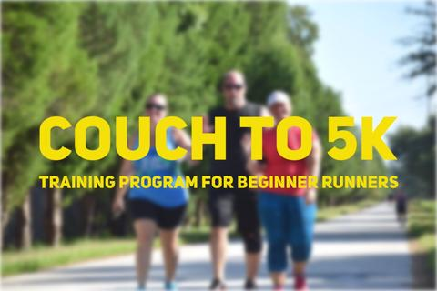 Couch to 5k Training for Beginner Runners