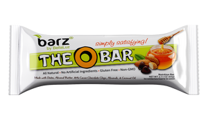 The O Bar - $1.66/bar - Save 50%