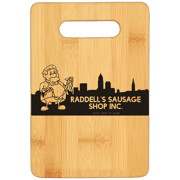 Raddell's Sausage Shop Cutting Boards