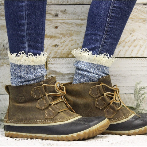 organic boot socks cotton women USA  - 100% organic eco pact etsy sustainable