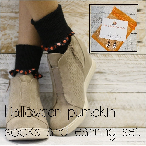 HALLOWEEN GIFT SOCKS WOMEN'S QUALITY BEST  WOMSN'S USA