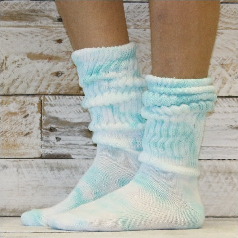 tie dyed socks made in usa handmade