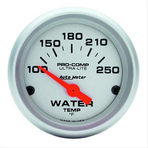 AutoMeter Ultra-Lite Water/Coolant Gauge