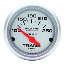AutoMeter Ultra-Lite Transmission Temp Gauge