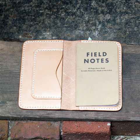 Field Notes Case Acrylic Template